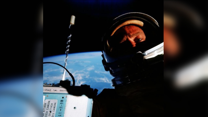 Selfie Obsessed – Space and Other Frontiers